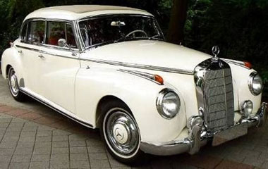 Buying a vintage mercedes benz 300b beverly hills car club for Buy old mercedes benz