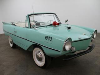 1965 Amphicar