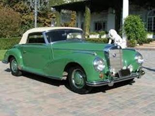 1954 Mercedes Benz 300S
