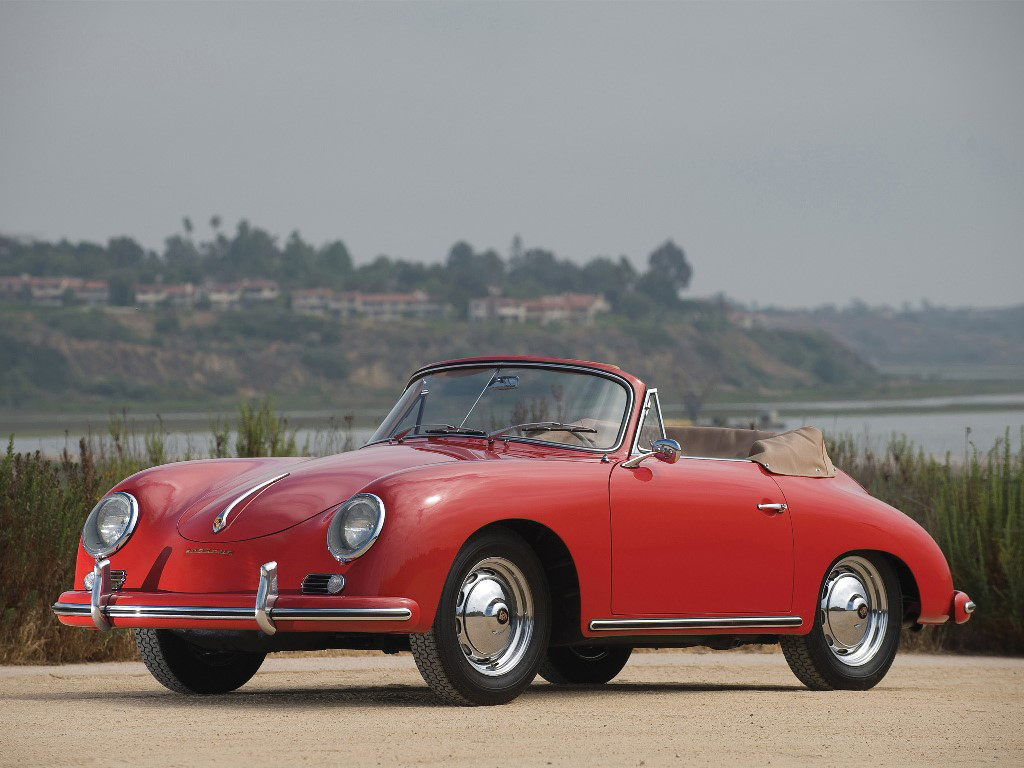Buying A Vintage 1955 Porsche 356 Pre A Cabriolet Beverly Hills Car Club