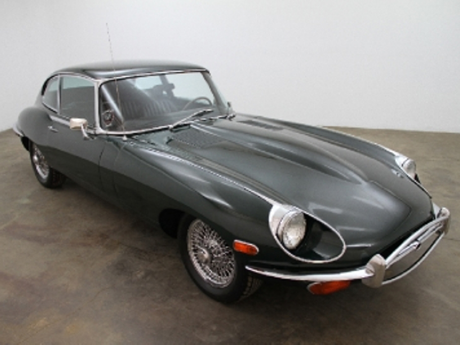 1969 Jaguar E Type 2+2 Coupe