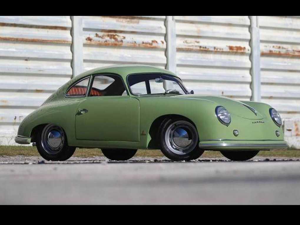 Buying A Vintage 1952 Porsche 356 Pre-A Coupe | Beverly Hills Car Club