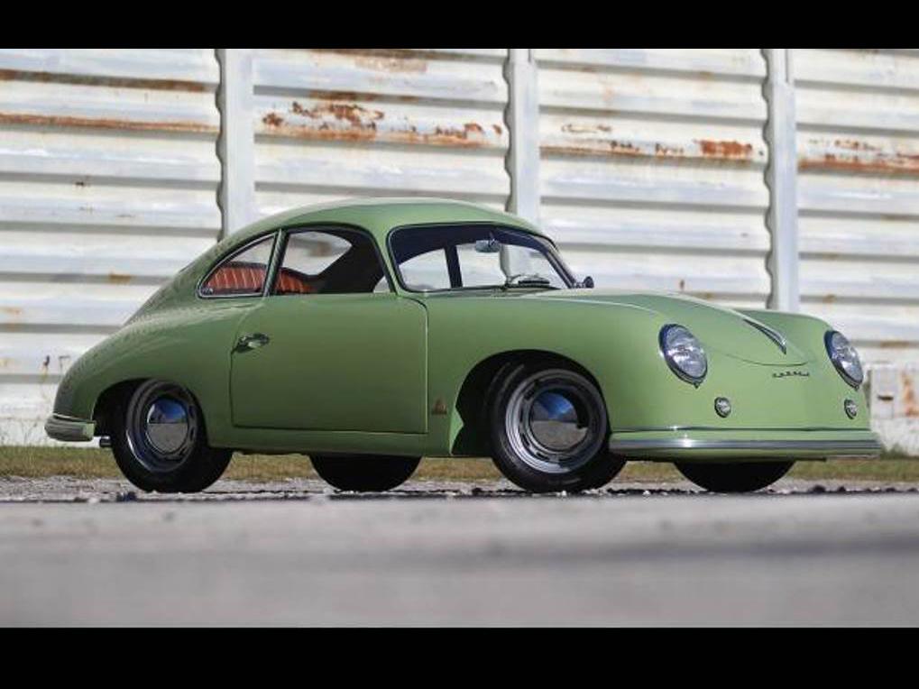 1952 Porsche 356 Pre-A Coupe