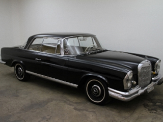 1967 Mercedes Benz 250SE Coupe