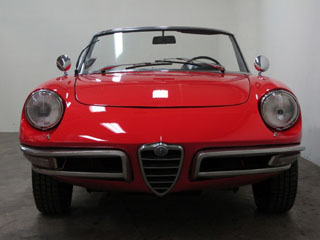 Buying A Classic Alfa Romeo Beverly Hills Car Club