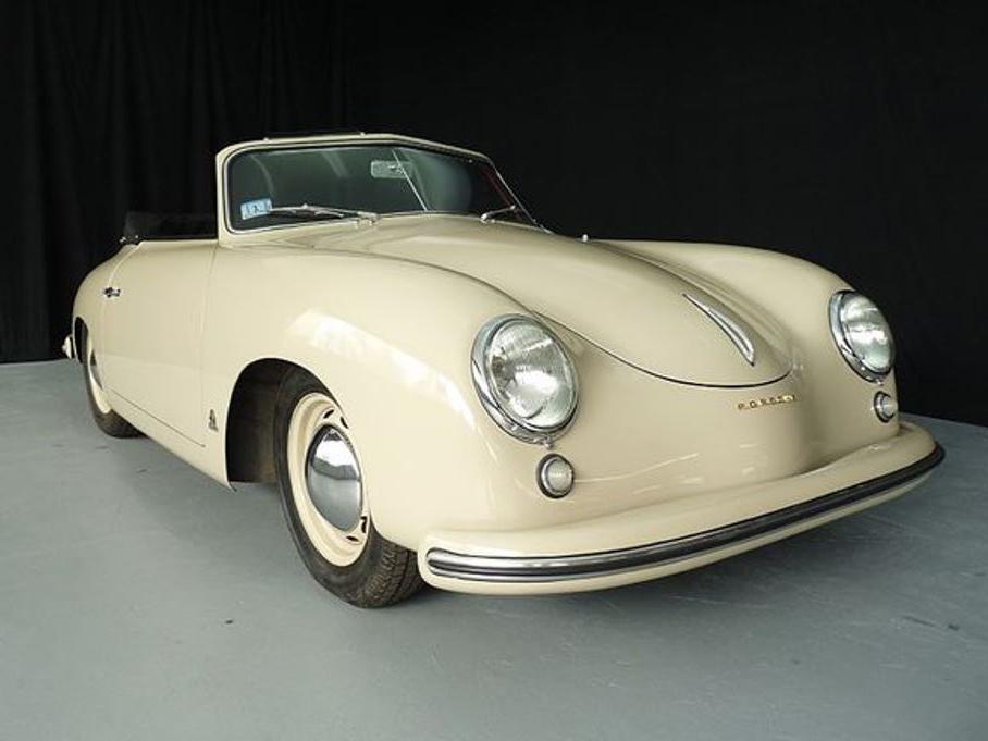 1954 Porsche 356 Pre-A Cabriolet