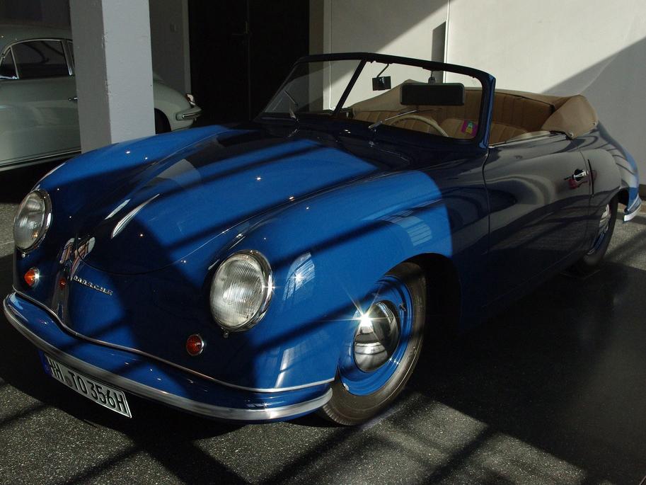 1951 Porsche 356 Pre-A Cabriolet