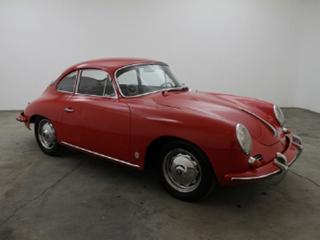 1962 Porsche 356 B Coupe