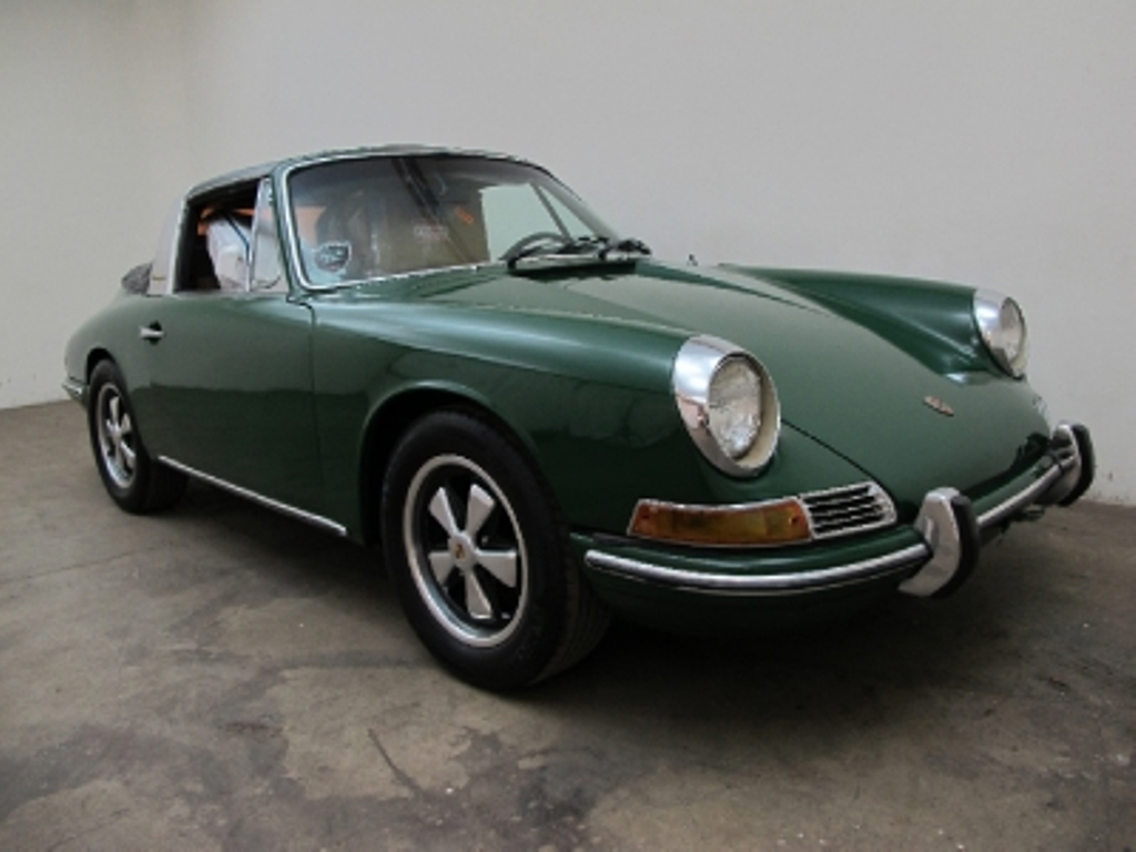 1969 Porsche 912 Soft Window Targa