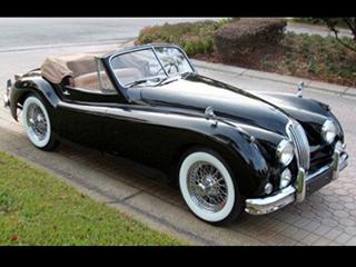 1955 Jaguar XK140 Drophead Coupe