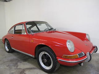 1967 Porsche 911 T Coupe