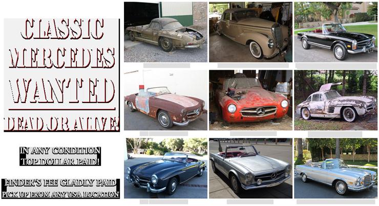 Beverly Hills Car Club - Mercedes Benz