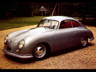 1948 Porsche 356 Pre-A Coupe