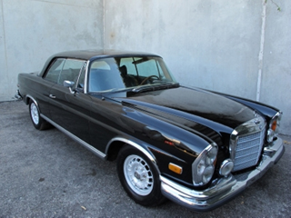 1971 Mercedes Benz 280SE Coupe