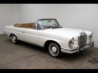 1965 Mercedes Benz 220SEb Cabriolet