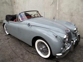 1958 Jaguar XK150 Drophead Coupe