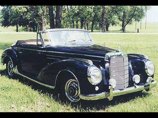1957 Mercedes Benz 300SC