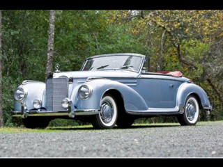 1956 Mercedes Benz 300SC Roadster