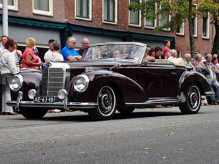 1955 Mercedes Benz 300S Roadster