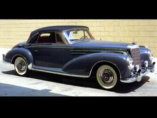 1954 Mercedes Benz 300S Cabriolet