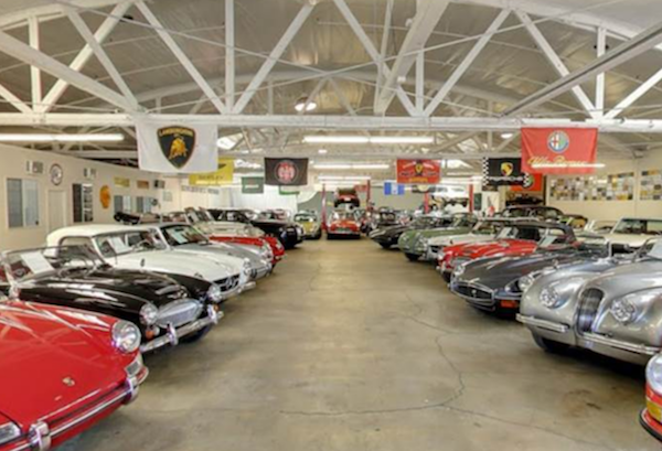 Buying a Classic Car on Consignment