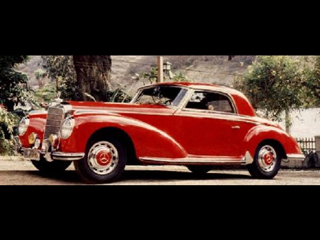 1952 Mercedes Benz 300S Coupe