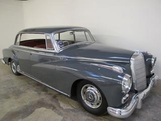 1957 Mercedes Benz 300D