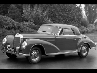 1955 Mercedes Benz 300SC Coupe