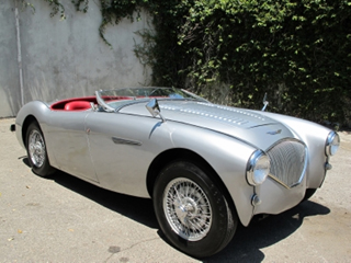 Buying A Vintage Austin Healey Beverly Hills Car Club