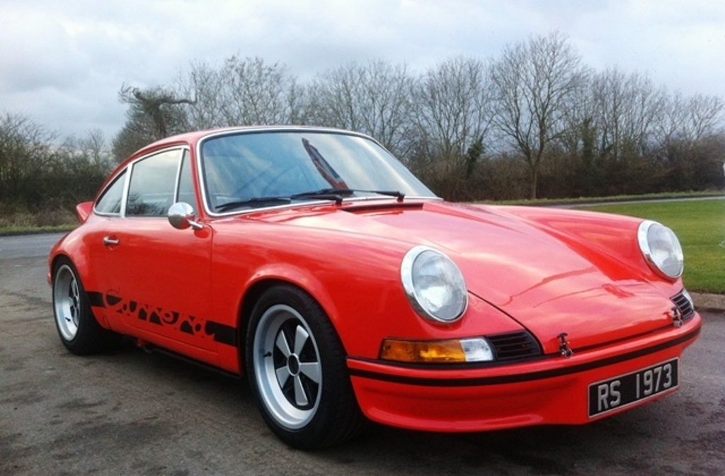 Buying A Vintage Porsche 911 Carrera Rs Beverly Hills