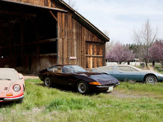 Classic Ferrari Rental