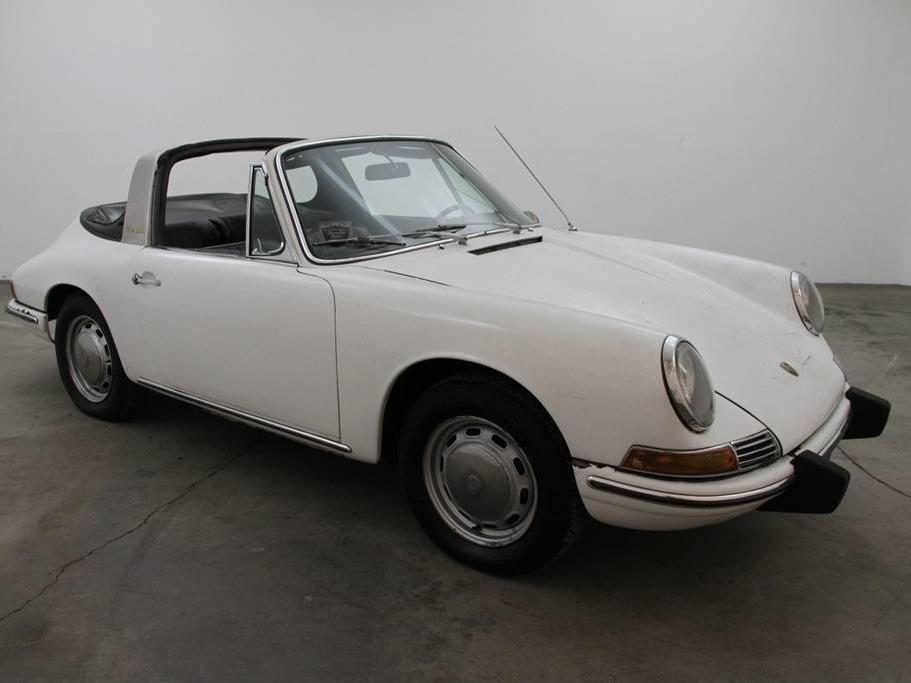 Buying A Vintage 1967 Porsche 912 Soft Window Targa