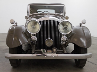 H.J. Mulliner and Co Classic Bentley Coachbuild