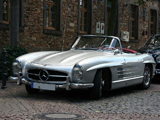 1960 Mercedes Benz 300SL
