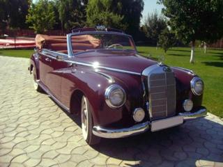 1953 Mercedes Benz 300 Cabriolet
