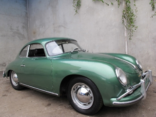 Buying A Vintage Porsche 356 A Beverly Hills Car Club