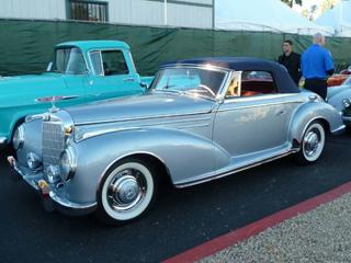 1955 Mercedes Benz 300SC