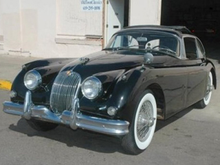 1961 Jaguar XK150 Fixed Head Coupe