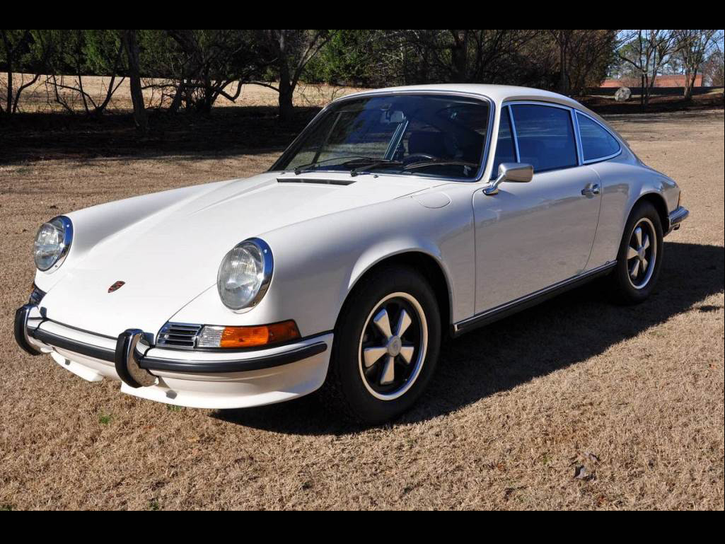 Buying A Vintage 1972 Porsche 911 S | Beverly Hills Car Club