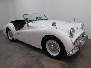 Buy 1962 Triumph Tr3a