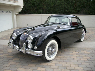 Jaguar xk150 coupe for sale