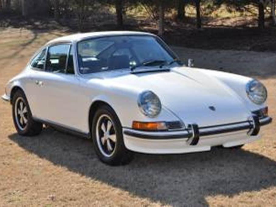 1971 porsche 911 s