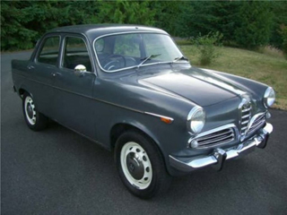 Buying A Vintage Alfa Romeo Giulietta Berlina Beverly Hills Car Club - Alfa romeo giulietta 1960 for sale