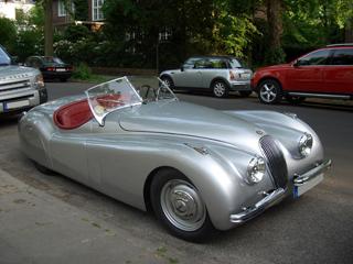 buying a vintage 1948 jaguar xk120 | beverly hills car club