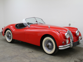 Delightful 1954 Jaguar XK140 Roadster