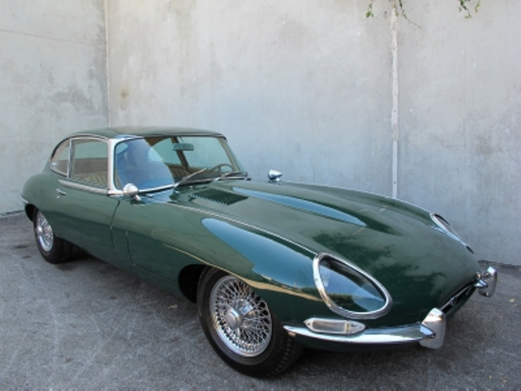 Attractive 1966 Jaguar E Type 2+2 Coupe
