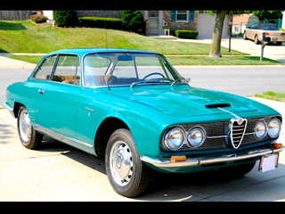 Buying A Vintage Alfa Romeo Sprint Beverly Hills Car Club - Alfa romeo 2600 sprint for sale