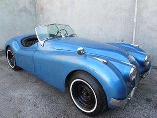 1950 jaguar roadster