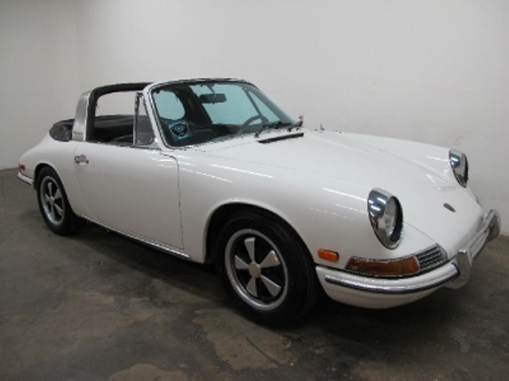 Buying A Vintage 1968 Porsche 912 Soft Window Targa