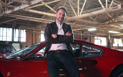 Owner Alex Manos is featured on Cars Yeah!